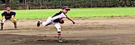 野球 ぬるぽ